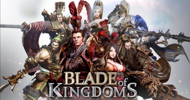 Blade Of Kingdoms - Game RPG Android