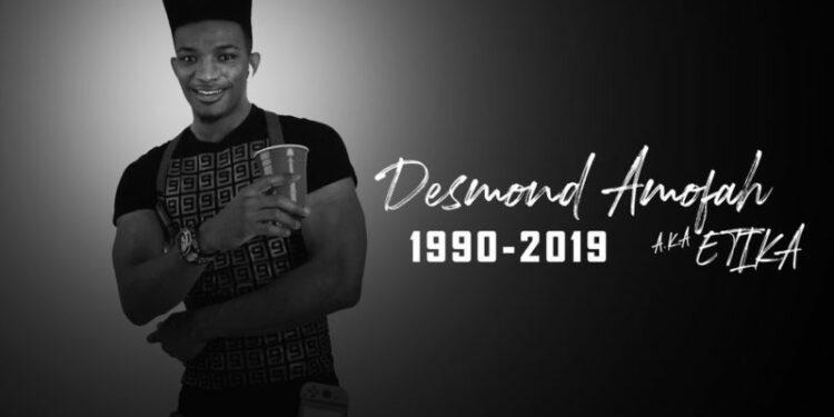 Bunuh Diri, Youtuber Sekaligus Streamer Desmond 'Etika' Amofah Meninggal Dunia! Gamedaim