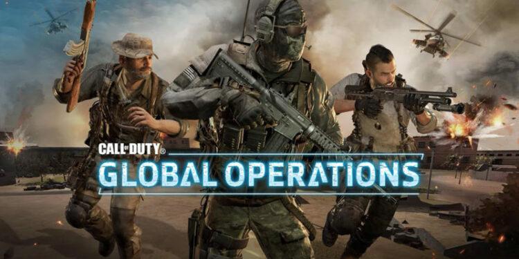 Call Of Duty Global Operation Telah Resmi Ditutup Karena Kurang Diminati! Gamedaim