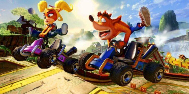 Cheat CTR (Crash Team Racing) PS2 Lengkap Bahasa Indonesia! Gamedaim