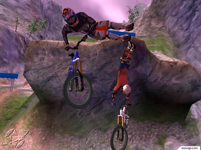 Cheat Downhill Domination PS2 Lengkap Bahasa Indonesia