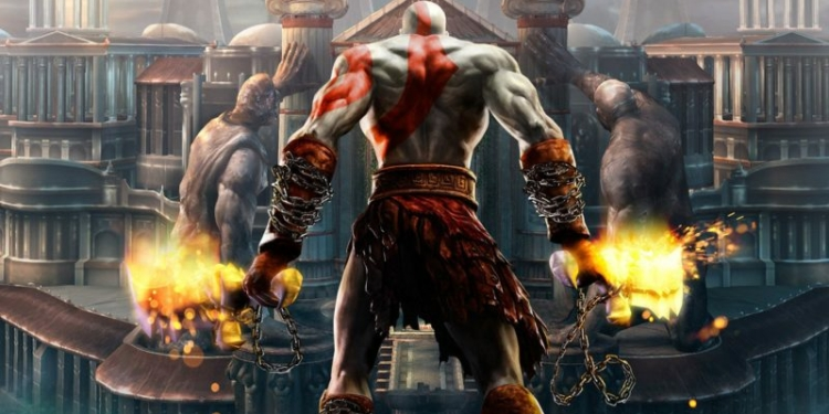 Cheat God Of War 2 PS2 Lengkap Bahasa Indonesia! Gamedaim