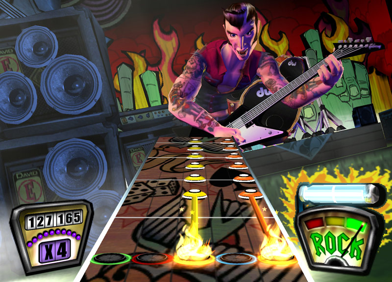 Cheat Guitar Hero 2 PS2 Lengkap Bahasa Indonesia!