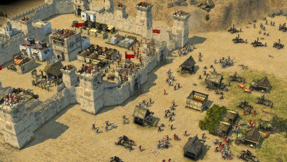 Cheat Stronghold Crusader PC Lengkap Bahasa Indonesia