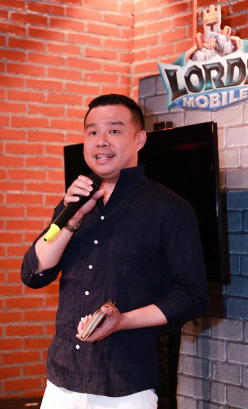 Choy Waicheong Speech