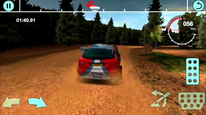 Colin McRae Rally - Game Racing Android