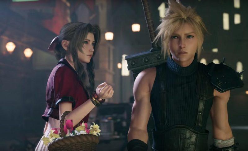 Final Fantasy VII Remake Juga Akan Rilis Di PlayStation 5