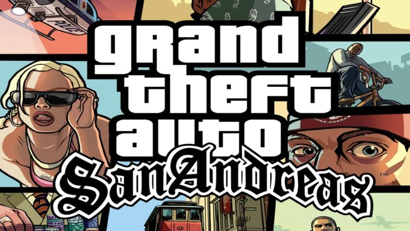 Grand Theft Auto: San Andreas - Game PS2 Multiplayer Terbaik