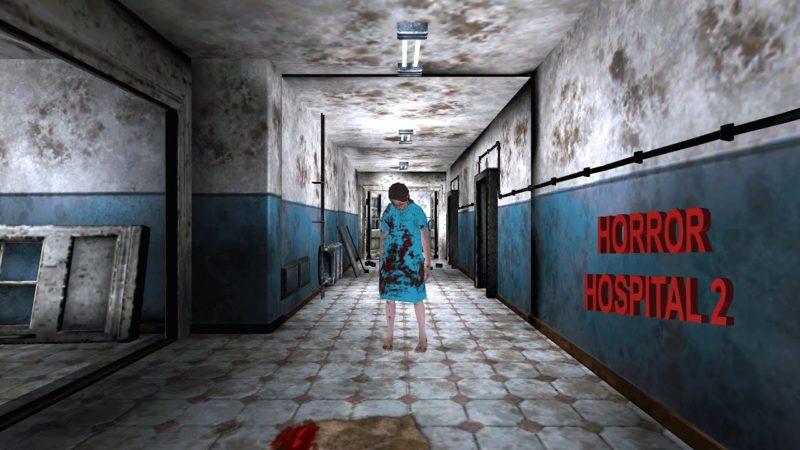 Horror Hospital 2 - Game Horror Android