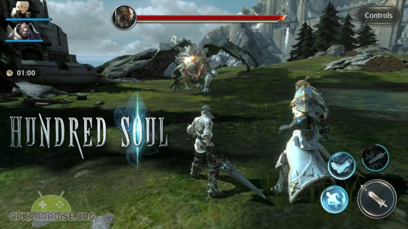 Hundred Souls - Game RPG Android