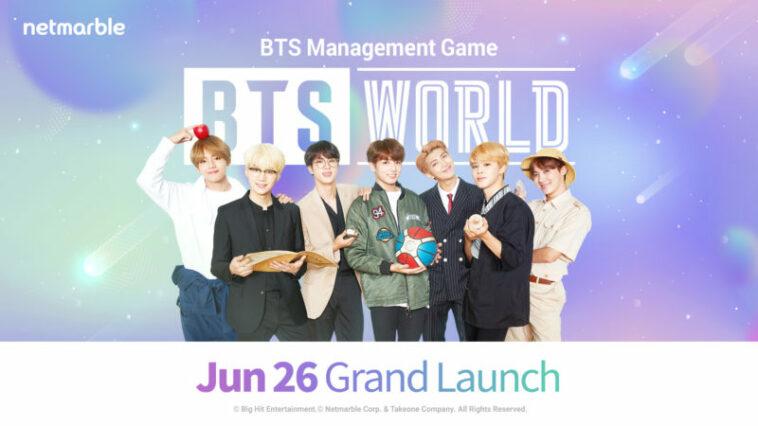 Jadilah Manager BTS Di BTS World! BTS World Tersedia Mulai Hari Ini Secara Global Di Perangkat IOS Dan Android