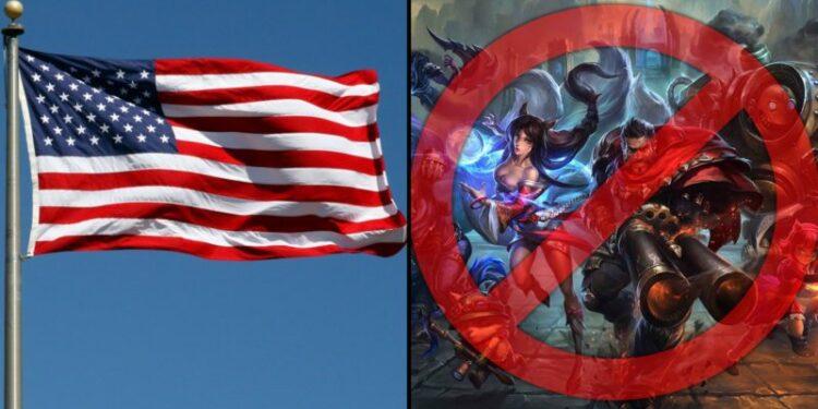 Karena Konflik Negara, Pemerintah Amerika Larang Gamer Iran Dan Syria Bermain League Of Legends! Gamedaim