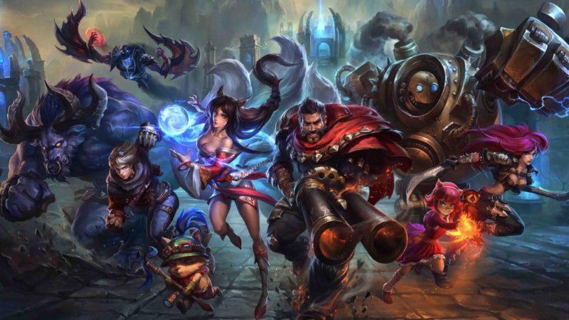 Karena Konflik Negara Pemerintah Amerika Larang Gamer Iran Dan Syria Bermain League Of Legends