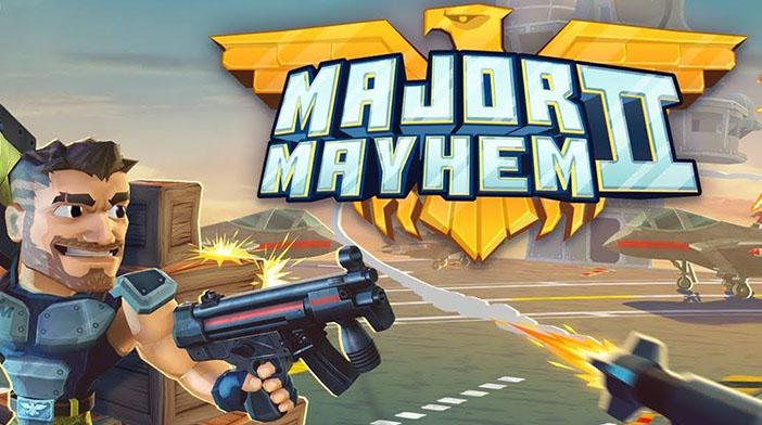 Major Mayhem - Game Offline Android