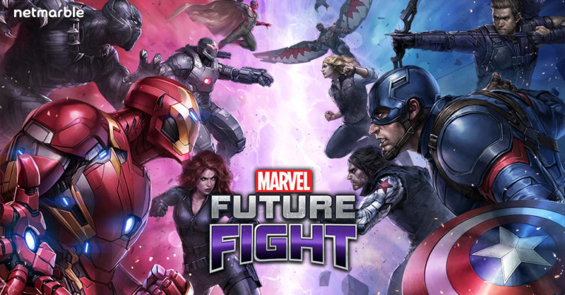 Marvel Future Fight - Game Fighting Android