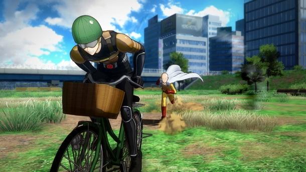 Mirip Jump Force Bandai Namco Resmi Umumkan One Punch Man A Hero Nobody Knows