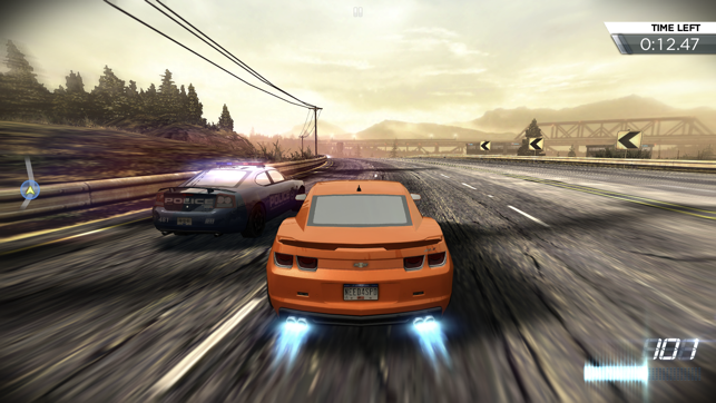 Need For Speed Most Wanted - Game Racing PC