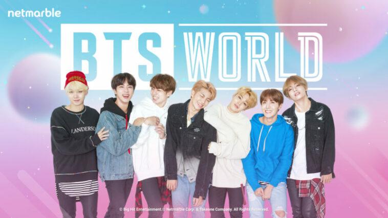 [Netmarble] BTS World