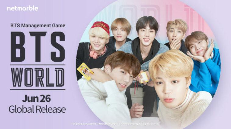 OST Kedua Dari BTS World, A Brand New Day Segera Rilis Pada 14 Juni 2019