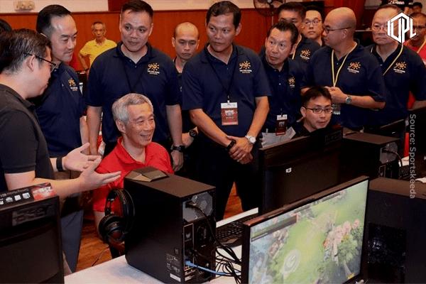PM Singapura
