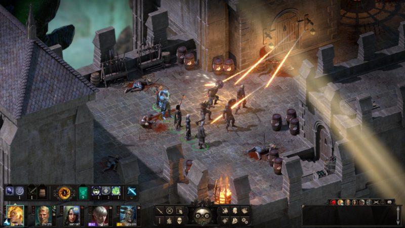 Pillars Of Eternity - Game RPG PC