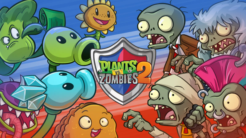 Plants Vs. Zombies 2 - Game Offline Android