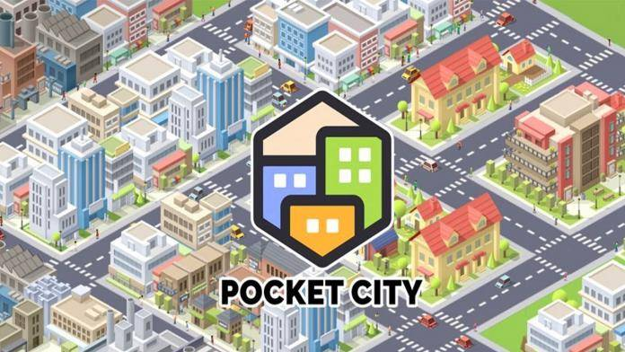 Pocket City - Game Offline Android