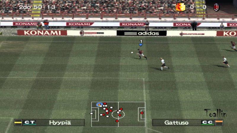 Pro Evolution Soccer 6 - Game PS2 Multiplayer Terbaik