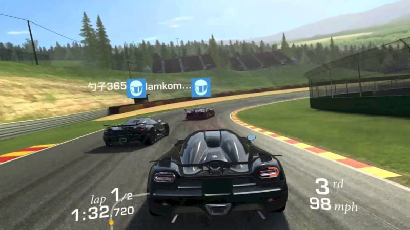 Real Racing 3 - Game Racing Android