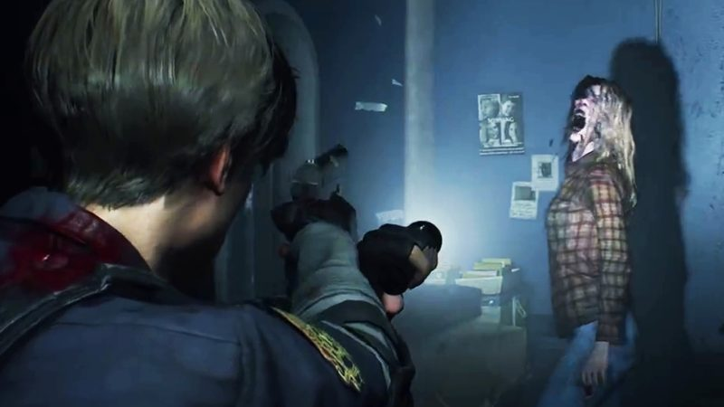 Resident Evil 2 Remake - Game Horror PC