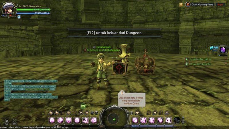 Sepi Peminat Dragon Nest Gemscool Resmi Akan Ditutup Gamedaim 1
