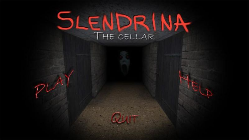 Slendrina: The Cellar - Game Horror Android