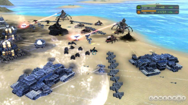 Supreme Commander - Game Strategi PC