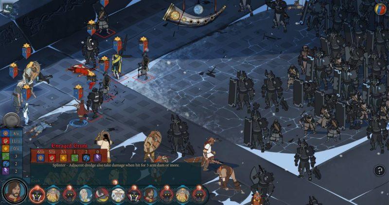 The Banner Saga - Game RPG Android