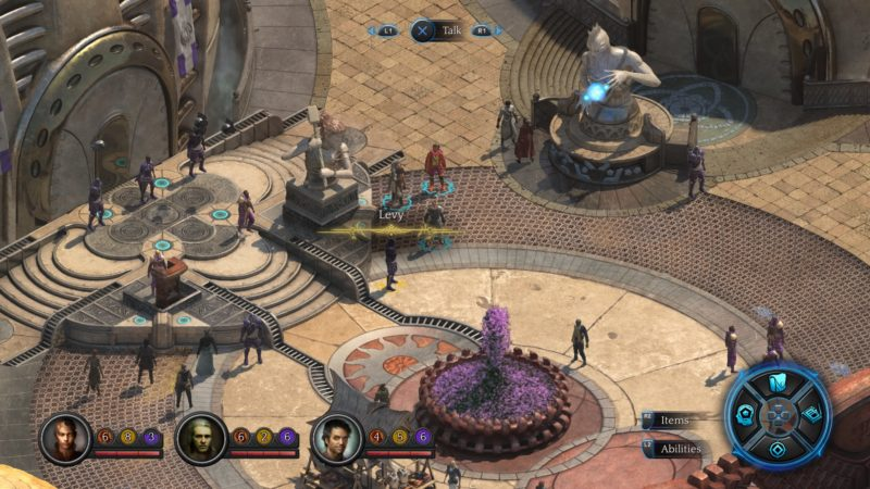 Torment: Tides of Numenera - Game RPC PC