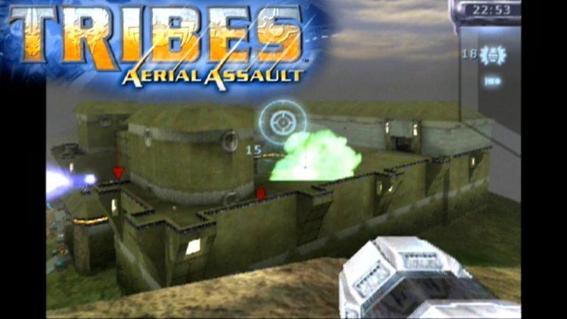 Tribes: Aerial Assault - Game PS2 Multiplayer Terbaik