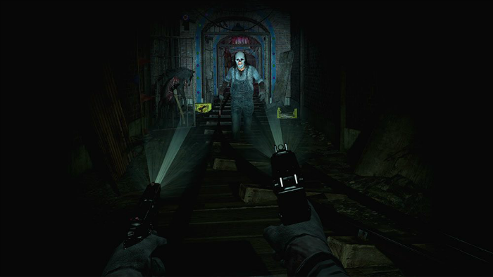 Until Dawn: Rush Of Blood - Game Horror PC