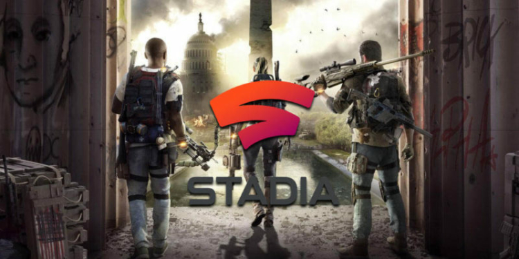 Division 2 Ghost Recon Breakpoint Stadia