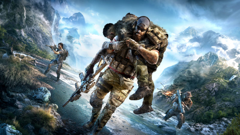 Ghost Recon Breakpoint Stadia
