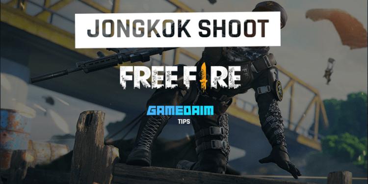 Beginilah Trik 'Jongkok Shoot' Terbaru Di Free Fire! Gamedaim
