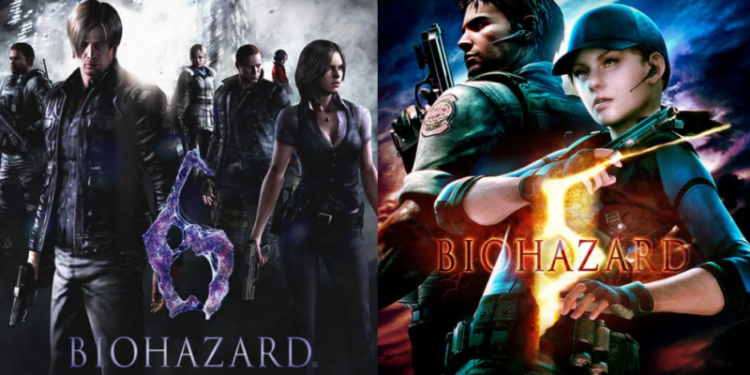 Capcom Umumkan Resident Evil 5 Dan 6 Akan Segera Rilis Di Nintendo Switch! Gd