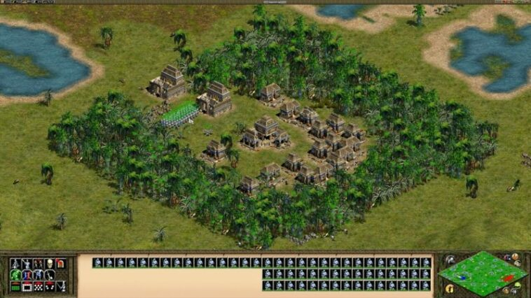 Cheat Age Of Empires 1 PC Lengkap Bahasa Indonesia! Gamedaim