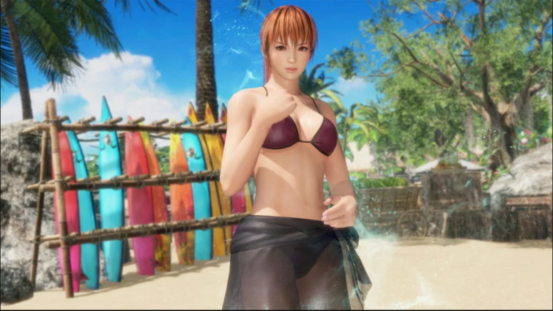 Dead Or Alive 4 2