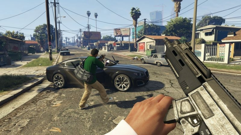 GTA Online - Game PS4 Multiplayer