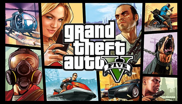 Grand Theft Auto V - Game PS3 Multiplayer