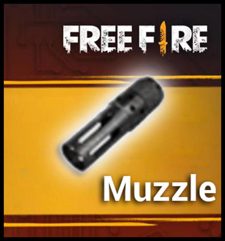 Inilah Kegunaan Dari Semua Attachment Di Free Fire Muzzle