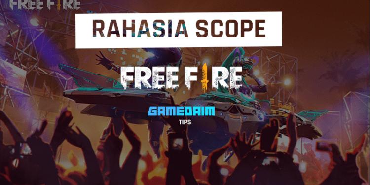 Inilah Rahasia Semua Jenis Scope Di Free Fire! Gamedaim