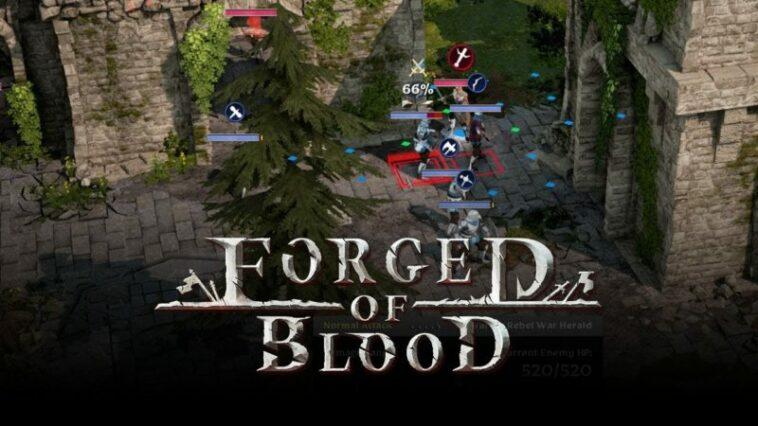 Inilah Spesifikasi PC Untuk Memainkan Forged Of Blood! Gamedaim