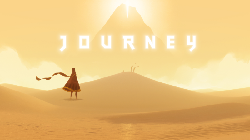 Journey - Game PS3 Multiplayer