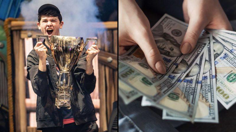 Kena Pajak 21 Miliar Bugha Pemenang Fortnite World Cup Hanya Menerima Setengah Dari Total Hadiah
